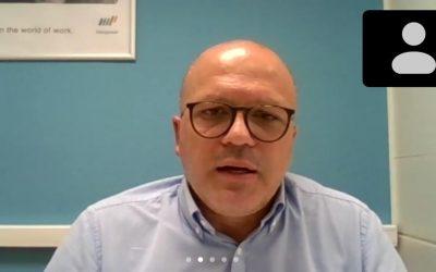 """Carles Pitart: """"La transformación digital obliga a los líderes también a evolucionar a medida que los perfiles son más exigentes"""""""