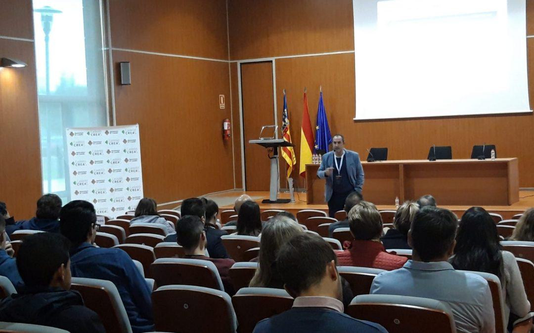Participamos en Castelló CREA Innovation & Maker