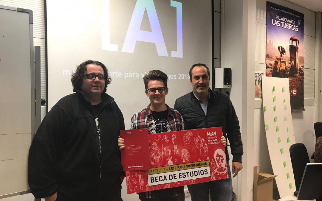 Los futuros artistas digitales arrancan su formación en Florida Universitària
