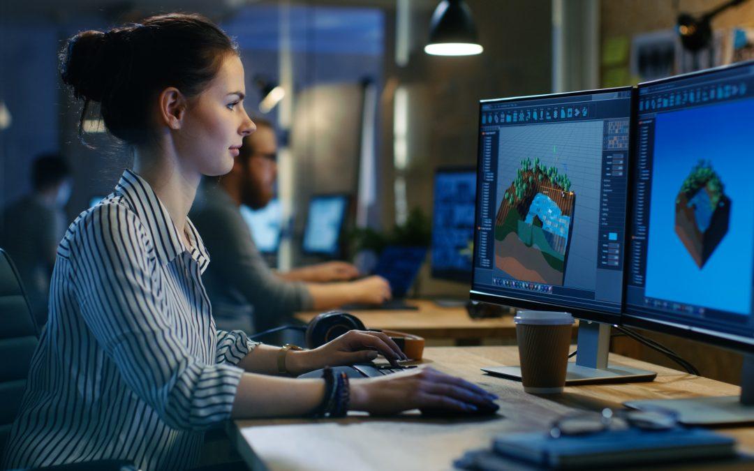 Webinar: Conviértete en artista digital de videojuegos y trabaja en los grandes estudios