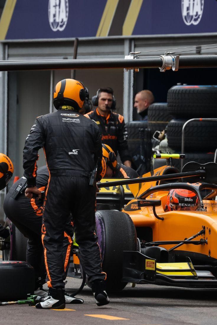Mecánico de Competición: Motorsport