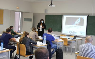 El alumnado del MBA Industrial recupera sus clases de fin de curso este mes de octubre